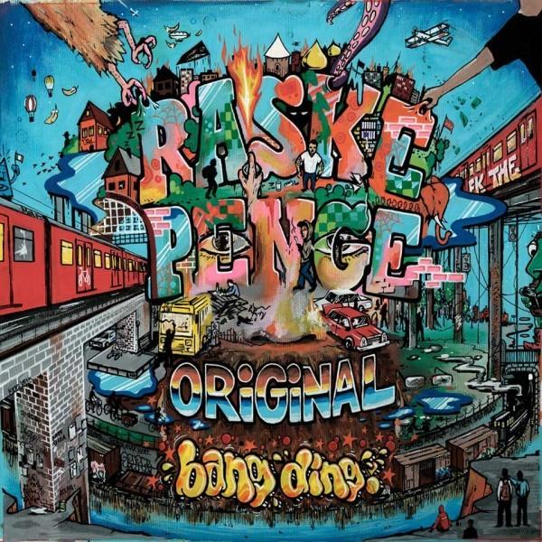 Raske Penge – Original 12″ vinyl maxi
