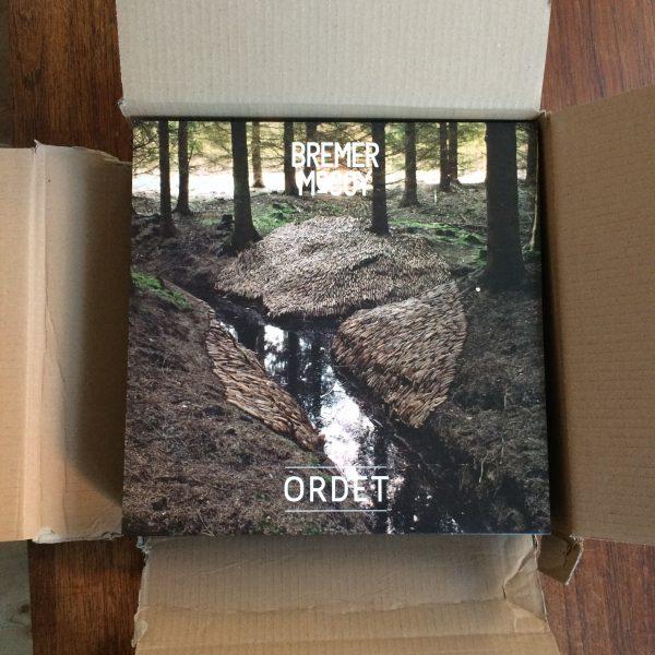 Bremer/McCoy – Ordet 12″ vinyl LP